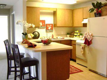 Kitchen - Welby Park Estates - New Bedford, MA