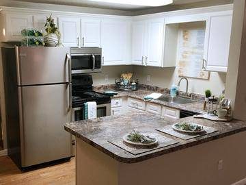 Fully Remodeled Kitchen - Welby Park Estates - New Bedford, MA