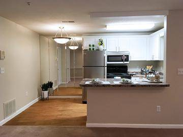 Separate Dining Area - Welby Park Estates - New Bedford, MA