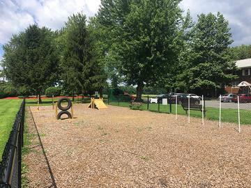 Dog Park with Agility Course - Sugarloaf Estates - Sunderland, MA