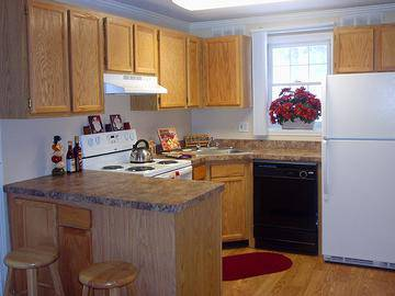 Classic Kitchen - Sugarloaf Estates - Sunderland, MA
