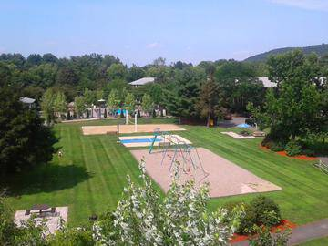 Overview of Outdoor Amenities - Sugarloaf Estates - Sunderland, MA