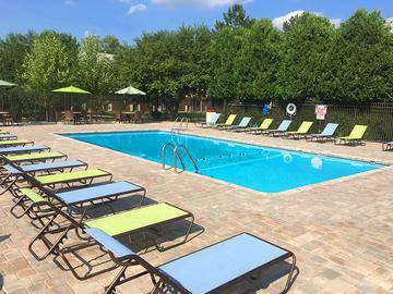 Resort-Style Pool - Sugarloaf Estates - Sunderland, MA