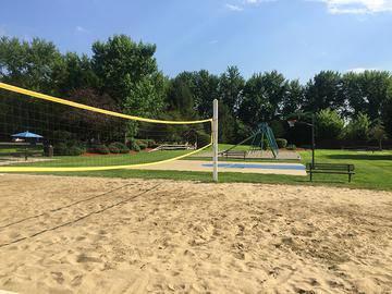 Sand Volleyball Court - Sugarloaf Estates - Sunderland, MA