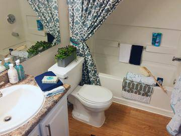 Bathroom - Sugarloaf Estates - Sunderland, MA