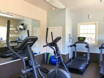 Fitness Center - Sugarloaf Estates - Sunderland, MA