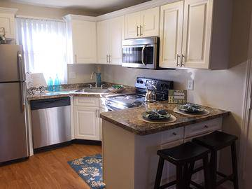 Updated Kitchens - Sugarloaf Estates - Sunderland, MA