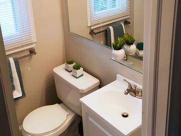 Bathroom - The Courtyards - West Springfield, MA