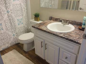 Updated Bathroom - Southwood Acres - Westfield, MA