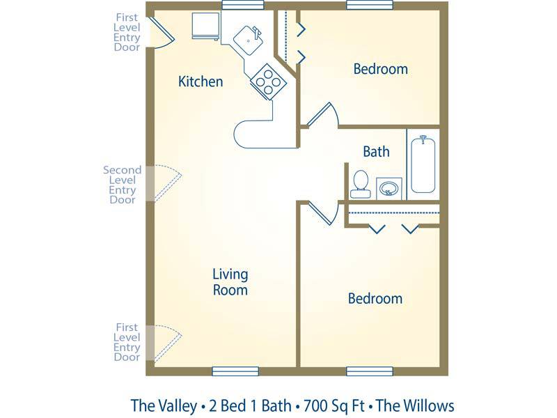 Apartment Floor Plans Pricing The Willows Westfield Ma