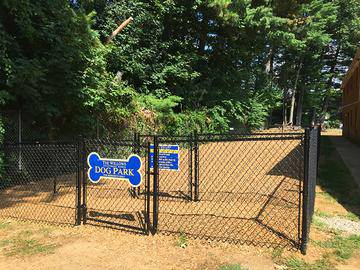 Dog Park - The Willows - Westfield, MA