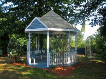 Gazebo - The Willows - Westfield, MA