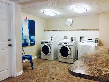 Laundry Facility - The Willows - Westfield, MA