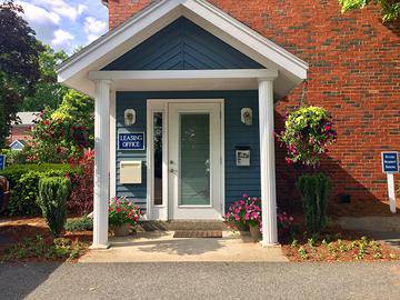 Leasing Office - The Willows - Westfield, MA
