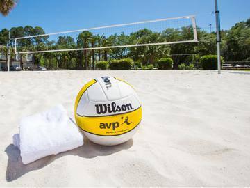 Sand Volleyball Court - Vue 5325 - Las Vegas, NV