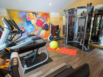 Fitness Center - Vue 5325 - Las Vegas, NV
