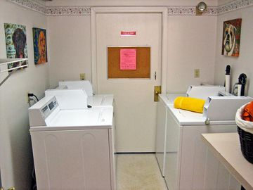 Laundry Facility - Woodedge Estates - Manchester, NH