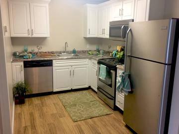Updated Kitchen - Brookstone Manor - Milford, NH