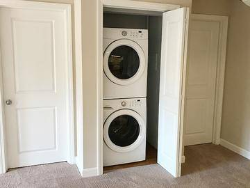 In Home Washer/Dryer - Brookstone Manor - Milford, NH
