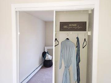 Closet - Brookstone Manor - Milford, NH