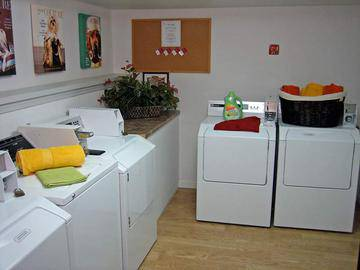 Community Laundry Room - Brookstone Manor - Milford, NH