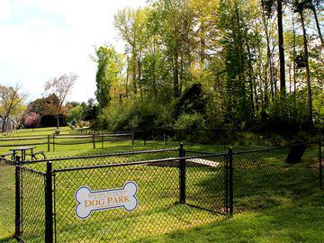 Dog Park - Berkshire Manor West - Carrboro, NC