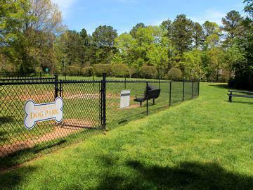 Dog Park - Berkshire Manor - Carrboro, NC