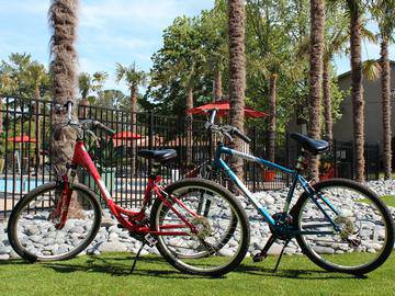Bike Rentals - Berkshire Manor - Carrboro, NC