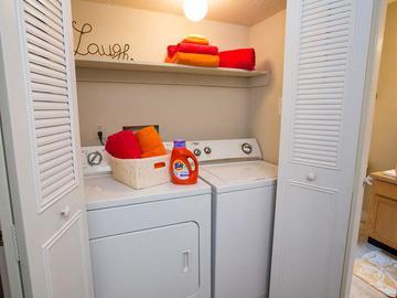 Laundry Room - Berkshire Manor - Carrboro, NC