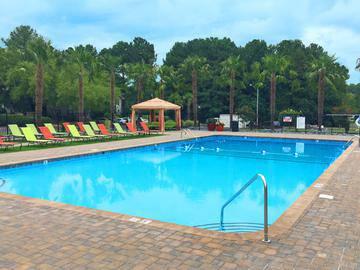Resort-Style Pool - Berkshire Manor - Carrboro, NC
