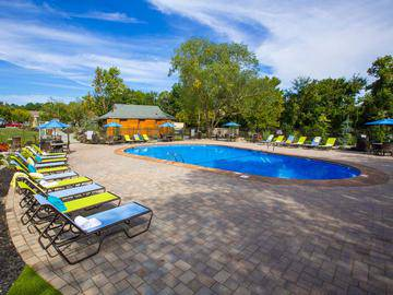 Resort-Style Pool - Collins Crossing - Carrboro, NC