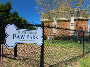 Paw Park - Collins Crossing - Carrboro, NC