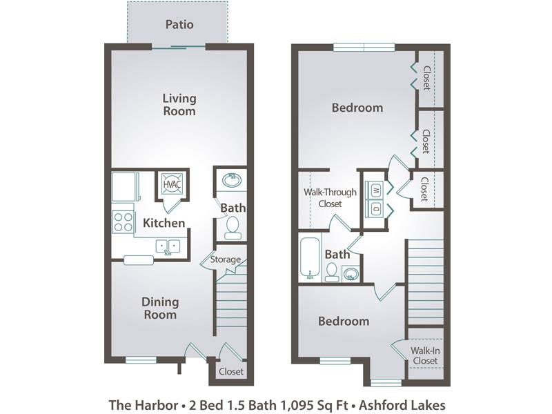 Bedroom Apartment Floor Plans Pricing Ashford Lakes