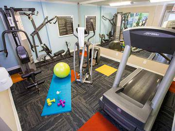 Fitness Center - Ashford Lakes - Hillsborough, NC