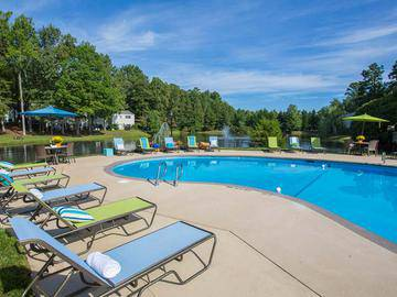 Poolside Loungers - Ashford Lakes - Hillsborough, NC