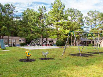 Playground - Ashford Lakes - Hillsborough, NC