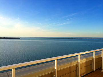 Balcony Overlooking Lake - Quay 55 - Cleveland, OH