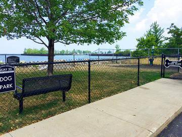 Dog Park - Quay 55 - Cleveland, OH