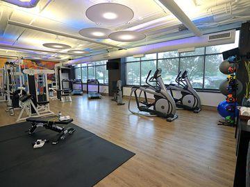 Fitness Center - Quay 55 - Cleveland, OH
