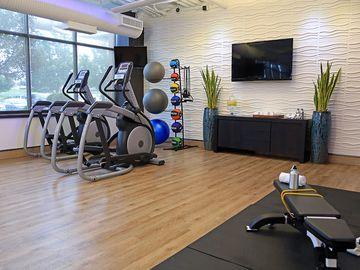 Fitness Equipment - Quay 55 - Cleveland, OH