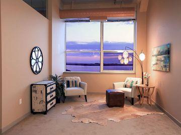 Living Room - Quay 55 - Cleveland, OH