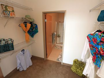 Master Bedroom Closet - Quay 55 - Cleveland, OH