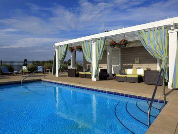 Resort-Style Cabanas - Quay 55 - Cleveland, OH