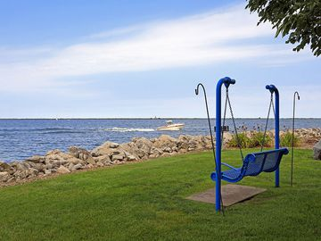 Lakeside Swing - Quay 55 - Cleveland, OH
