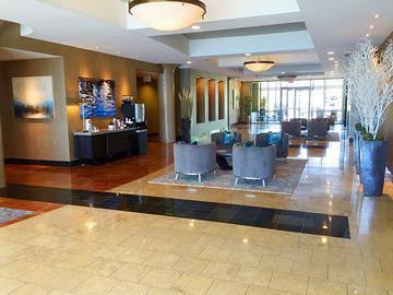 Lobby - Quay 55 - Cleveland, OH