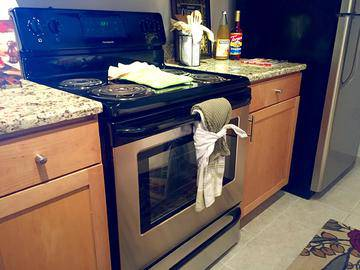 Stainless Steel Appliances - Quay 55 - Cleveland, OH