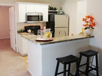 Stainless Steel Kitchen - Terraces of Western Cranston - Cranston, RI