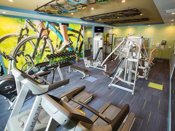 24-Hour Fitness Center - Terraces of Western Cranston - Cranston, RI