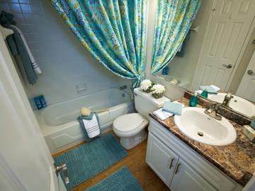 Bathroom - Terraces of Western Cranston - Cranston, RI