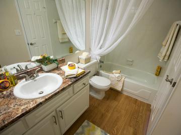 Master Bathroom - Terraces of Western Cranston - Cranston, RI